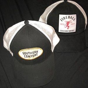 Accessories - 2/10 Fireball & SoCo hats